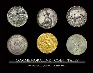COMMEMORATIVE COIN TALES BOOK COVER