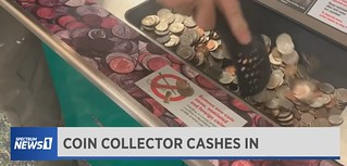 coin collector cashes in