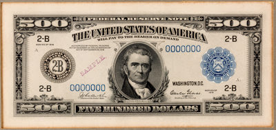 Grinnel $5,000 note