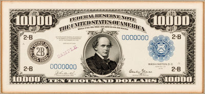 Grinnel $10,000 note