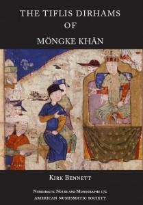 The Tiflis Dirhams of Möngke Khan book cover