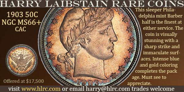 HLRC E-Sylum ad 2020-08-09 1903 Barber Half