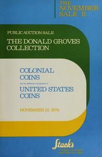 Stacks Donald Groves sale cover