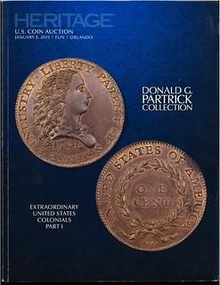 Heritage Partrick Sale Part 1 catalog cover