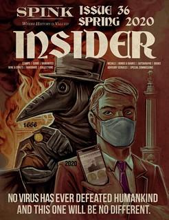 Spink INsider Spring 2020 cover