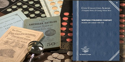 Whitman coin folders