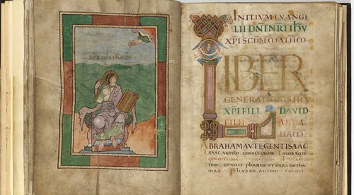 York Gospels
