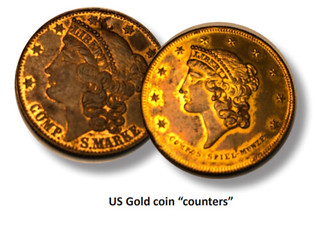 US Gold counters