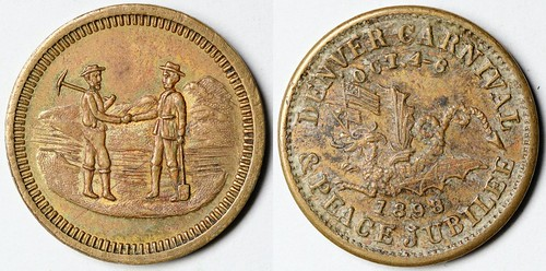 Carnival & Peace Jubilee So Called Dime