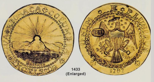 Jack Friedberg Brasher Doubloon Auction 79 lot 1433