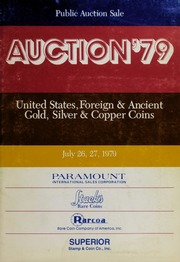 Auction 79 cover
