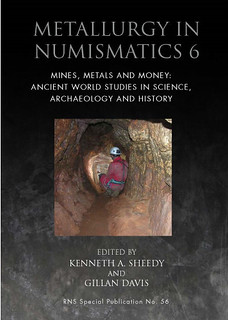 Metallurgy in Numismatics book cover