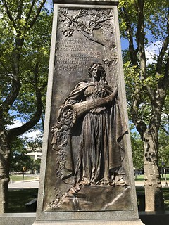 St. Gaudens Christopher MAgee Memorial