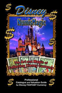 Disney NumisMagic book cover