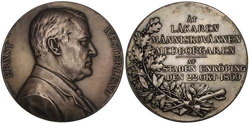 Ernst Otto Theodor Westerlund Medal