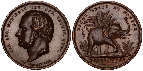 Johan August Wahlberg Medal