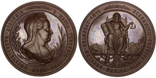 Banská Štiavnica Mining Academy Medal