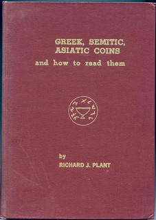 Greek, Semitic Asiatic Coins and How to Read Them book cover