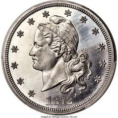 1872 $20 Amazonian Twenty Dollar, Judd-1252, Pollock-1394, R.8, PR66 Cameo PCGS_Heritage_Auctions_1