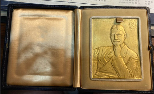 Charles Frederick Rand medal