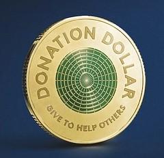 Australia's Donation Dollar