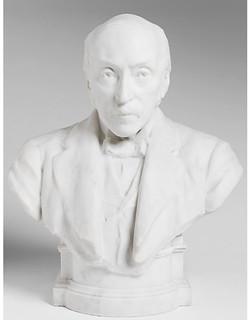 Victor David brenner bust of Charles Eliot Norton