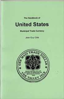Handbook of US trade Currency book cover