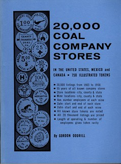 20,000 Coal Company Tokens book cover