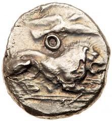 Cyprus, Amathos  Silver Stater obverse