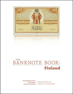 Banknote Book Finland chapter cover
