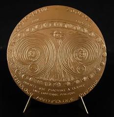 Kircher medal rev