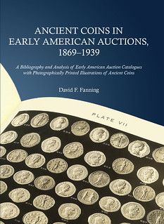 Ancient Coins in Early American Auctions book cover
