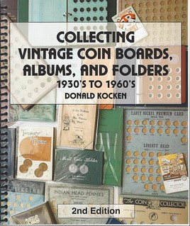 Collecting Vintage COin Board 2nd ed cover