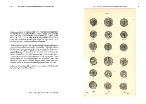 Ancient Coins in Early American Auctions sample pages2