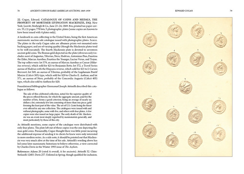 Ancient Coins in Early American Auctions sample pages3