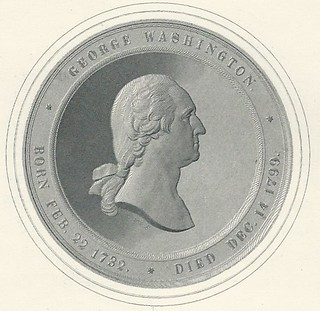 Medal ruling of the Washington Mint Cabinet medal