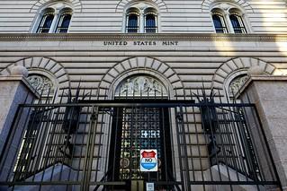 U.S. Mint facade