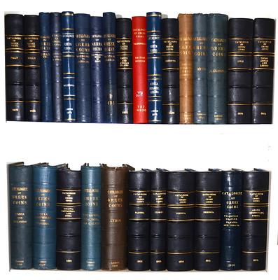 Poinsignon library lot 00041q00