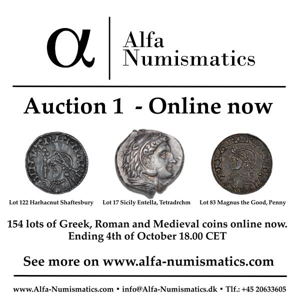 Alfa E-Sylum ad01 Auction 1