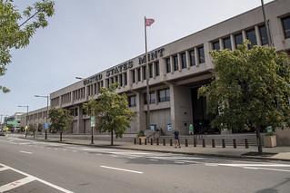 Philadelphia Mint building