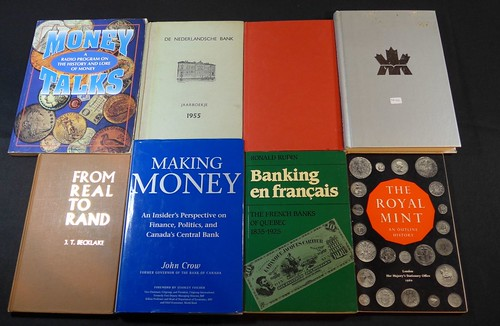 Don Allen Numismatic and Banking Literature