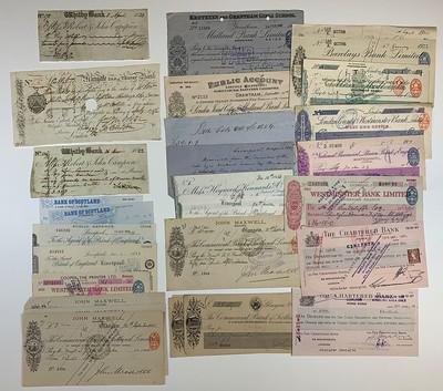 Don Allen British Financial Documents