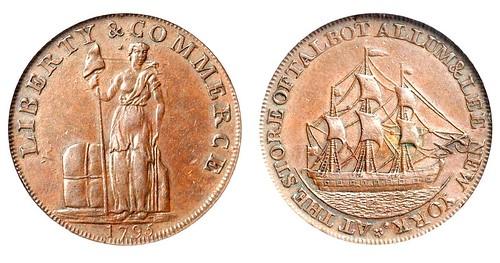 Talbot, Allum & Lee copper