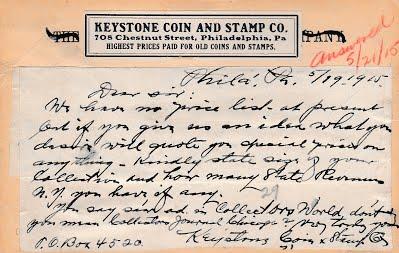 Seggern 1915 postcard
