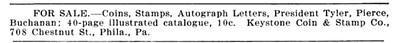 Seggern Numismatist ad Jan 1913, 50