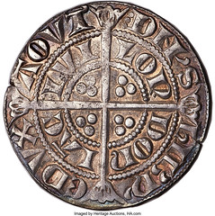 Edward I (1272-1307) Groat (4 Pence) ND (1279-1307) AU50 NGC_Heritage_Auctions_2