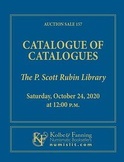 K-F sale 157 cover Rubin Library