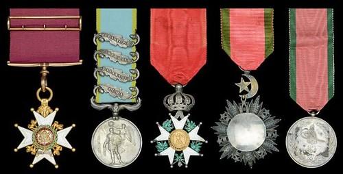 Crimean War medals