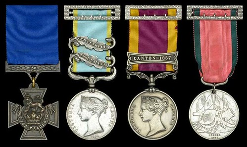 Crimean War Victoria Cross and other honours