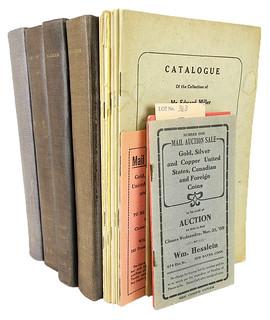 Hesslein sale catalogs